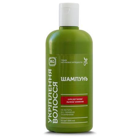 Шампунь для укрепления волос ЯКА 500 мл.