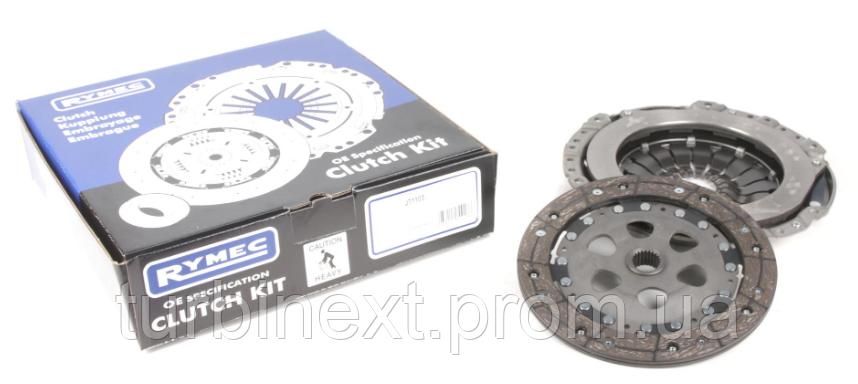 Комплект сцепления RYMEC JT1103  Ford Connect 1.8TDCI (90ps)