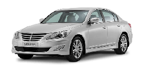 Hyundai Genesis (2008 - 2014)