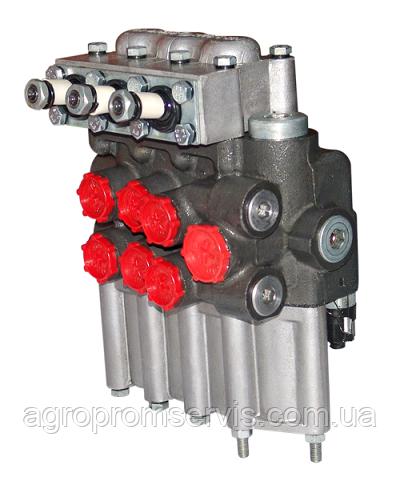 Гидрораспределитель типа Р-80-3/2-444, 3-х секционный