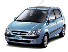 Hyundai Getz (2002 - 2011)