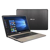 """➨Ноутбук 15.6"""" Asus X540MA (X540MA-GQ008) Black 2 ядра RAM 4 ГБ HDD 500 ГБ для работы и игр"""