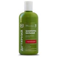 Шампунь-бальзам для восстановления волос Дегтярный ЯКА, 500 мл