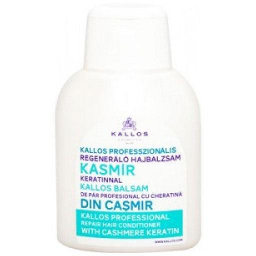 Кондиционер Kallos Cosmetics K840 С Кератином Кашемира Для Восстановления Волос 500 Мл 5998889508401