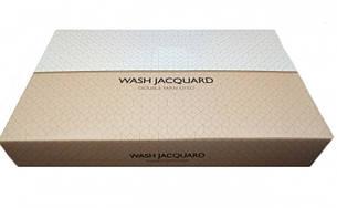 Постельное белье Tiare Вареный Хлопок Жаккард 002 (Евро) 200х220, фото 2