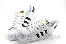 Кроссовки мужские в стиле Adidas Superstar Originals, c77124, фото 3