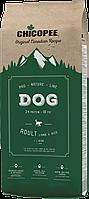 Сухой корм Chicopee (Чикоппи) PNL Adult Dog Lamb & Rice 20 кг для взрослых собак  с ягненком и рисом.