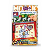 Бэби пайетки (Baby Paillette) Зайка PG-01-06 Danko-Toys