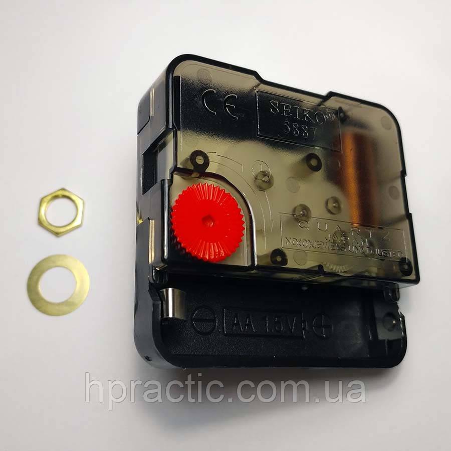 Механизм усиленный  для настенных часов 5 мм