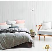 Постельное белье Tiare Вареный Хлопок Жаккард 003 (Евро) 200х220