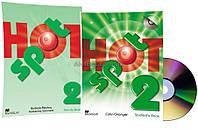 Английский язык / Hot Spot / Student's+Activity Book. Учебник+Тетрадь (комплект с диском), 2 / Macmillan