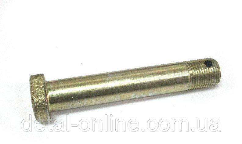 80-4605076 Палец механизма навески задней. МТЗ верхний (пр-во ВЗТЗЧ), фото 2