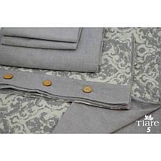 Постельное белье Tiare Вареный Хлопок Жаккард 005 (Евро) 200х220, фото 2