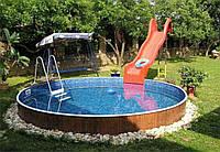 Сборный бассейн Hobby Pool Milano 6 x 1.5 м (пленка 0.6 мм), фото 1