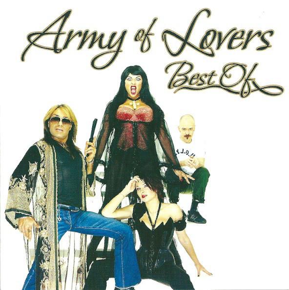 Музыкальный CD-диск. Army Of Lovers – Best Of