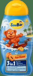 Дитячий шампунь Kids Dusche + Shampoo + Pflegespülung 3in1