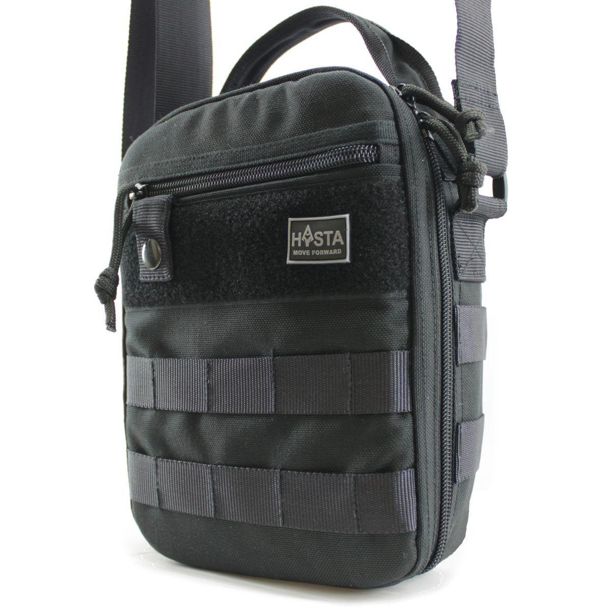37aa832392c4 Сумка Hasta Multibag S Black (11 001 099) - Best baggs в Хмельницком