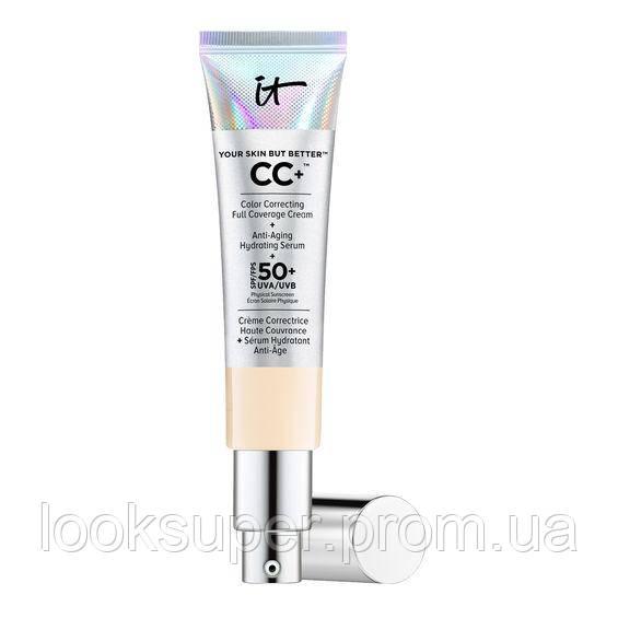СС-крем It Cosmetics Your Skin But Better™ CC+ Cream with SPF 50+. FAIR.