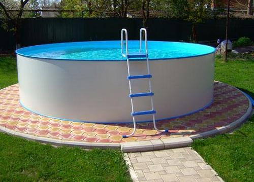 Сборный бассейн Hobby Pool Milano 4.16 x 1.5 м (пленка 0.8 мм)