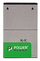 Аккумулятор PowerPlant Nokia 5130, 6108 (BL-5C) 1350mAh