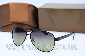 Солнцезащитные очки Mercedes ( с поляризацией) 6873 черн