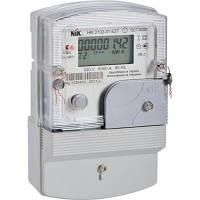 Счётчик электроэнергии NIK 2102-01 Е2Т (5-60A,) однофазный многотарифный