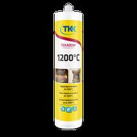 Герметик жаростойкий TEKADOM +1200 C (черный)