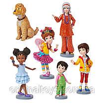 Игровой набор с фигурками Необычная Нэнси Fancy Nancy Disney