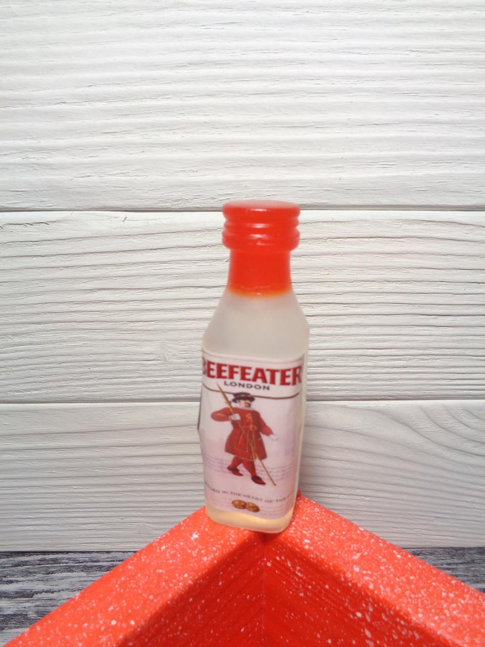 "Мыло ""Бутылка джина Beefeater"""