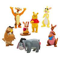 Игровой набор с фигурками Винни Пух Disney