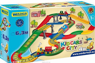 Детская  дорога Wader(Вадер) (51791) 6.3м