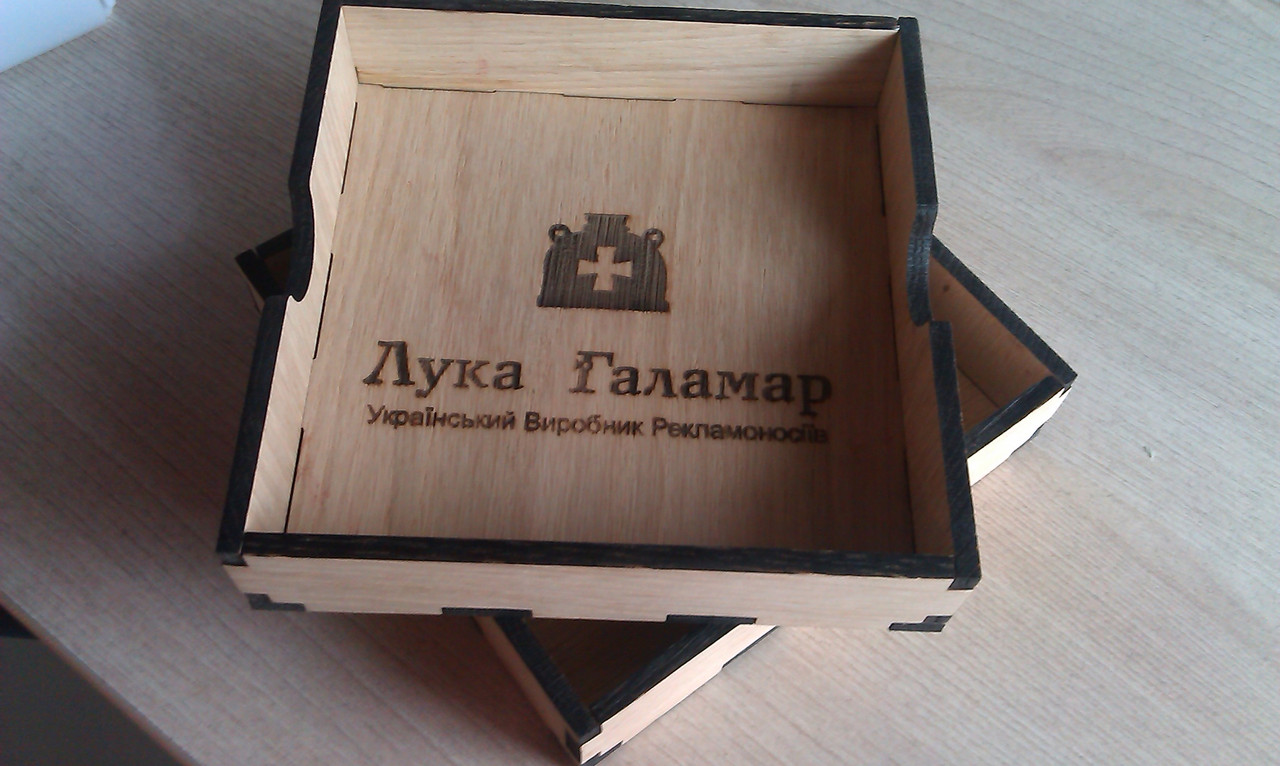 Изготовление коробок под заказ