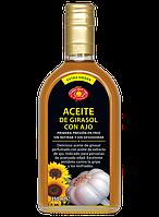Масло подсолнечное чесночное экстракт Агросельпром 350 мл (4820043012930)