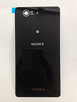 Задняя крышка Sony Z3 Mini (Compact) / D5803 Black