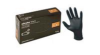 Перчатки Mercator Medical NITRYLEX BLACK XL нитриловые неопудренные черные  RD30104005