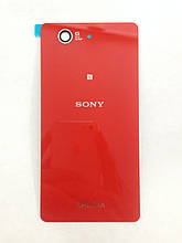 Задняя крышка Sony Z3 Mini (Compact) / D5803 Red