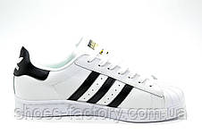 Женские кроссовки в стиле Adidas Superstar Originals, (Унисекс), фото 2