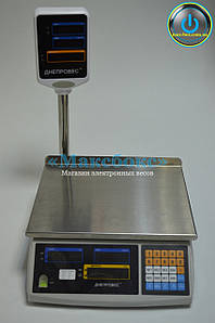 Весы торговые настольные F902H-15EDpro до 15 кг