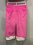 Махровый костюм для девочки с зайчиком, фото 4