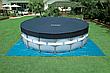 Каркасный бассейн Intex 28242, (457 x 122 см) (Картриджный фильтр-насос 3 785 л/ч, лестница, тент, подстилка), фото 5