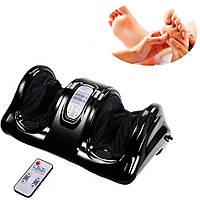 Масажер для ніг, Foot Massage, колір - Чорний, це якісний, масажер для ніг електричний