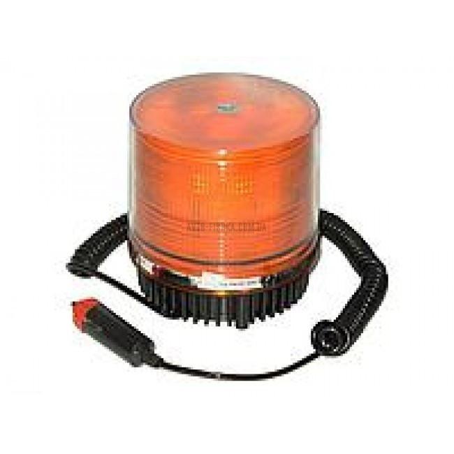 Мигалка желтая HB-801F Y LED 24V