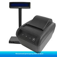 Фискальный регистратор МІНІ-ФП82.01 с индикатором клиента Posiflex PD-2600, фото 1