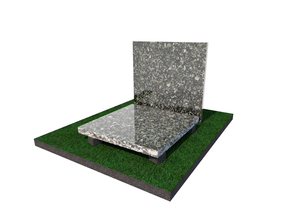 Плитка гранитная Старобабанинская полированная 300*300*20 (стандарт)