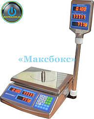 Весы с поверкой до 30 кг ВТД-30ЕЛС – Днепровес