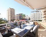 Трехкомнатная квартира с видом на море Алания Махмутлар, фото 3