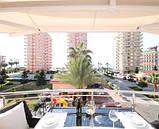 Трехкомнатная квартира с видом на море Алания Махмутлар, фото 4