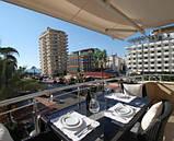 Трехкомнатная квартира с видом на море Алания Махмутлар, фото 5