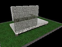 Плитка гранитная Старобабанинская  полированная 600*300*30 (стандарт)