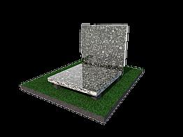 Плитка гранитная Старобабанинская  полированная 300*300*40 (стандарт)